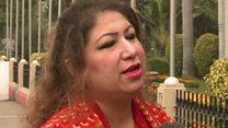 خاتون رکن پارلیمان کو ہراساں کیے جانے کی شکایات