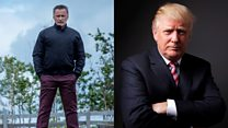 McGregor: Trump would identify with Begbie