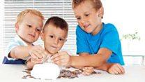 Uang saku anak laki-laki 20% lebih banyak dibandingkan anak perempuan
