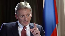 Putin spokesman denies US election hack