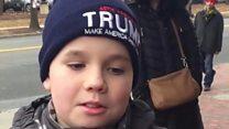 بچے ٹرمپ کے حامی کیوں؟