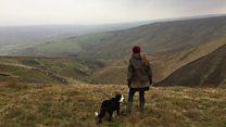 Shepherdess who 'likes to be glamorous'