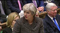PM confirms Brexit White Paper