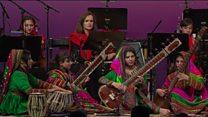 அதிர்வுகளை ஏற்படுத்திவரும் ஆப்கான் பெண்கள் இசைக்குழு
