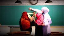 مدرسة كاثوليكية في بريطانيا تمنع طفلة 4 سنوات من ارتداء الحجاب