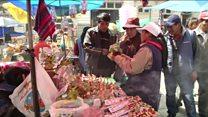 برگزاری جشنواره آلاسیتا در بولیوی