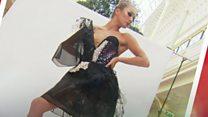 The little graphene black dress