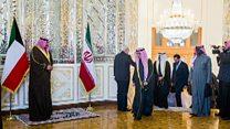 سفر وزیر خارجه کویت به تهران برای انتقال پیام شورای همکاری خلیج فارس