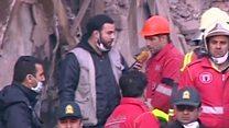 وزیر کشور: آتش سوزی پلاسکو در اثر اتصال برق بوده