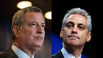 Mayors v Trump