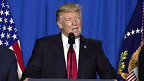 مدن أمريكية ترفض سياسات ترامب حول تمويل اللاجئين