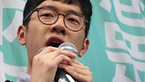 Is democracy under threat in Hong Kong?