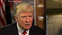 Трамп: пытки подозреваемых в терроризме дают результат