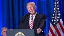 Trump: 'I'll handle UK myself'