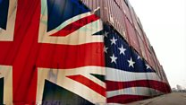 What would a UK-US trade deal mean?