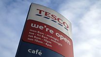 Tesco chief: Merger will 'enhance choice'
