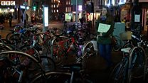 Bike thief letter sparks donations