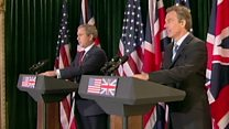 Is the UK special relationship still intact?