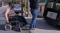 لبنان: تاكسي لذوي الاحتياجات الخاصة