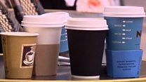 مرکز مالی، لندنی ها را یه چالش طرح بازیافت لیوان قهوه دعوت کرد