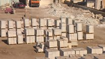 قاچاق سنگ از هرات ادامه دارد