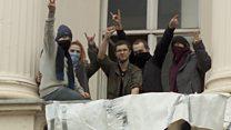 Сквотеры захватили особняк российского бизнесмена в Лондоне