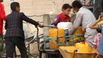 بیش از ۲ میلیون کودک دچار سوء تغذیه در یمن