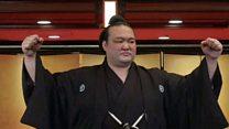 O lutador que recolocou o Japão no topo do sumô após duas hiato de décadas