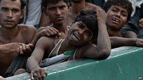 Qaxootiga Rohingya ee Bangladesh ku u qaxay