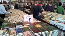 عالم الكتب:  حديث مع وزير الثقافة وجولة في معرض القاهرة للكتاب