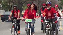 اسلام آباد میں سائیکلنگ