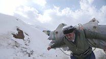 سفر به مرز ایران؛ دیدار ژیار گل با کولبران