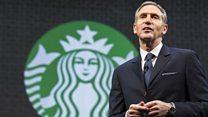 Starbucks berjanji merekrut 10.000 pengungsi
