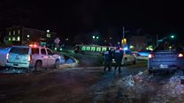 Quebec mosque attack: Muslim leader 'shocked but not surprised'