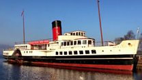 Maid of the Loch could sail again