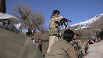 گزارش اختصاصی  بی بی سی فارسی از پایگاه حزب دمکرات کردستان ایران در مرز عراق