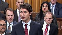 Canada shooting 'act of brutal violence'