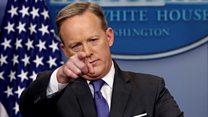 Beyaz Saray Sözcüsü: Ya bu programla devam eder ya da gidersiniz