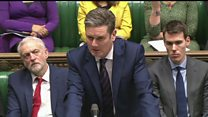 Starmer: Brexit bill difficult for Labour