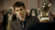 David Tennant on possibility of female Doctor Who