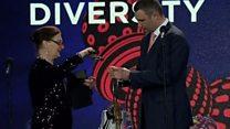 У Швеції мер Кличко отримав ключі від Євробачення