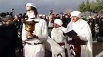 برگزاری جشن سده در ایران؛ غیرزرتشتی ها اجازه ورود پیدا نکردند