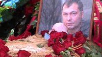 """В Москве похоронили первого лидера """"ЛНР"""" Болотова"""