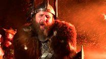 Shetland's Up Helly Aa viking festival