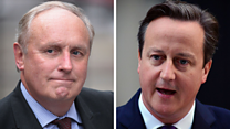 PM 'tried to get Daily Mail editor sacked'