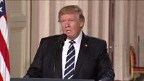 ترامب يعلن ترشيح نيل غورستش قاضيا للمحكمة الدستورية العليا