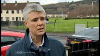 Warning over dangers of pavement parking