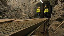 4 تك: مختبر أبحاث داخل نفق صخري في براغ