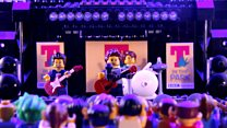 Lego film 'shows what Paisley gave the world'