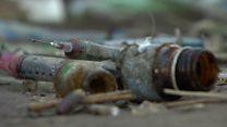 Heroin epidemic plagues Indian state